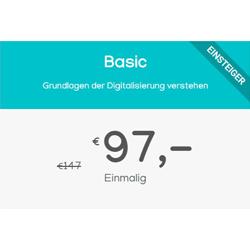 """Einsteiger-Coaching """"Basic"""" für 97,- €"""
